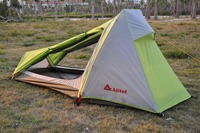 GSX Genuine Ultra Light Outdoor Camping Professional Mountaineering Outdoor Hiking Equipment Double Double Bar Single Tent