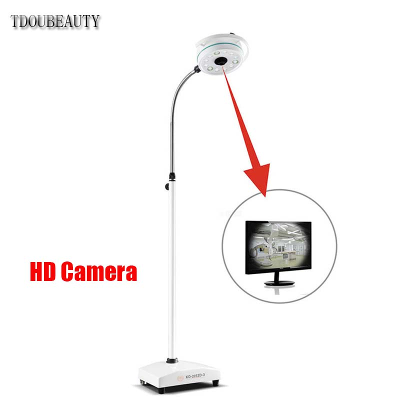 New Built in HD Camera 36W Dental Lamp Gynecology Portable