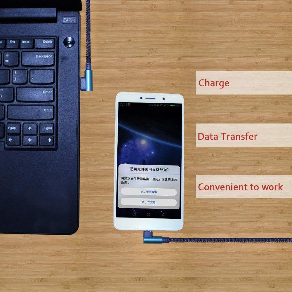 Handy Ladekabel Android Typ-c Verlängert Daten Kabel Micro Usb Schnelle Lade Für Samsung Galaxy S9 Handy-zubehör /g9650 Fortgeschrittene Technologie üBernehmen