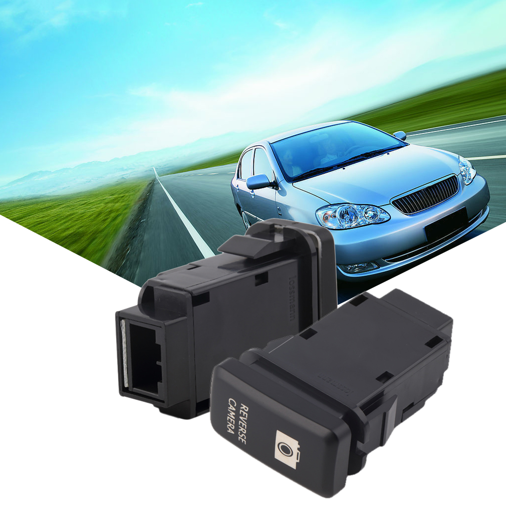 Mini Styling Fog Light Switch For Toyota DC 12V Fog Lamp On/Off 20*38mm Led Foglight Switch Button Car Accessory Hot Selling