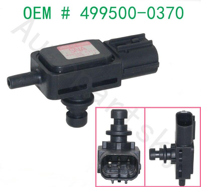 OEM Original Hi-Q Vent Pressure Sensor For Honda Accord Odyssey Acura 499500-0370 4995000370 37940-SNA-A01 37940SNAA01 AS513