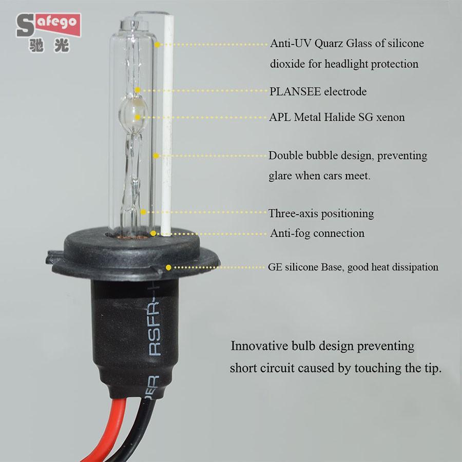 3-HID bulb advantage