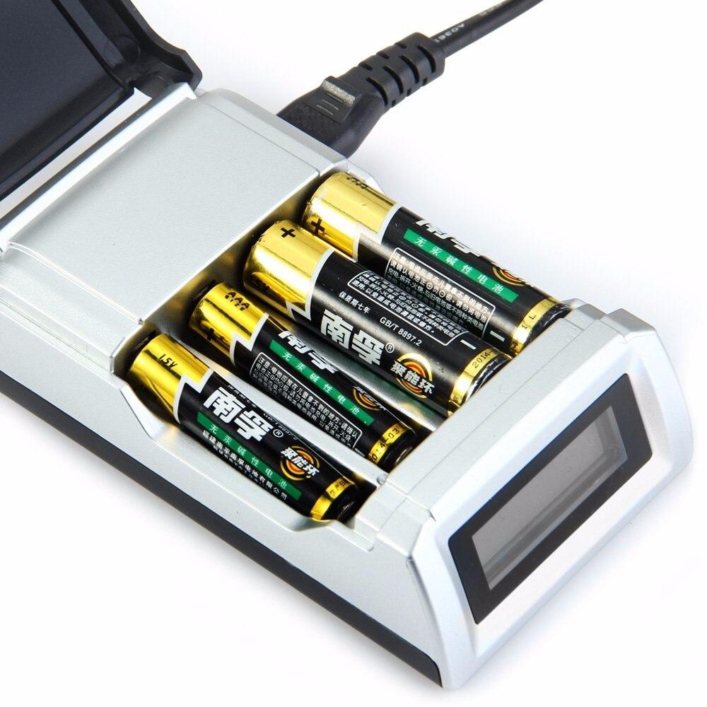Carregadores palo c905w 4 slots de Utilização : Bateria Padrão