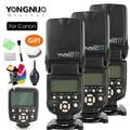 Вспышка YONGNUO YN560 IV, вспышка для цифрового радио с процессором Speedlite + контроллер для Canon 5DIV 650D 1200D 7DII 5DII, с контроллером для камеры Canon 5DIV 650D 1200D