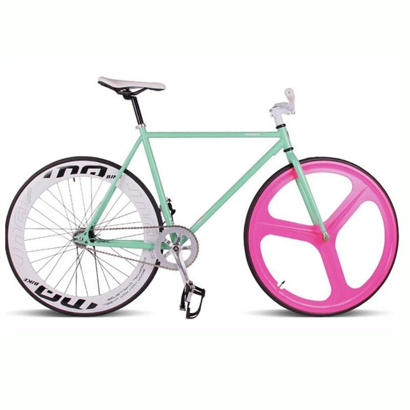 Fixie Fahrrad DIY 700C 46cm52CM Retro einzel bike straße Bicicleta ...