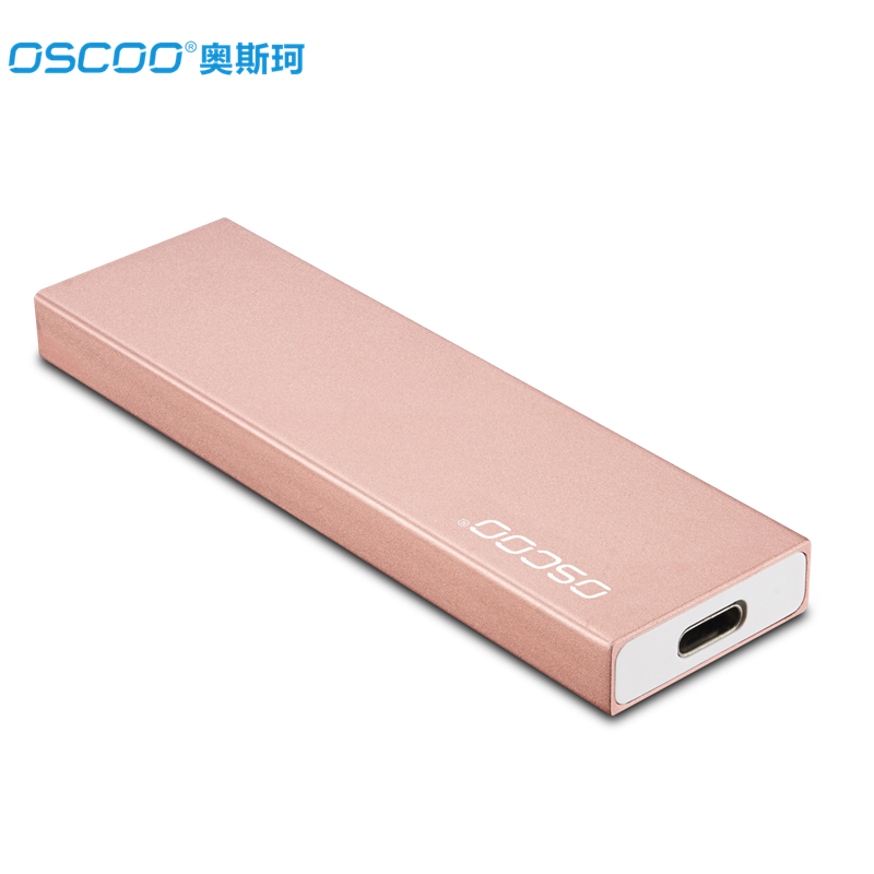 OSCOO Тип-C USB 3,1 SSD Внешний жесткий диск 60 ГБ 120 ГБ 240 ГБ внешний твердотельный накопитель desktop для Windows XP MAC OS X