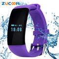 Swim Smart Band Watch Heart Rate Waterproof Wristband Sport Bracelet Health Fitness Tracker Pedometer for iOS Samsung Xiaomi