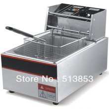 High quality Electric 1 Tank Fryer