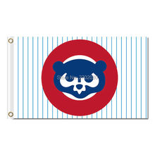 Chicago Cubs 1984 ML*B Flag Tailgating Banner World Series Football Team 3ft X 5ft Custom Chicago Cubs Banner Flag