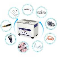 Small Ultrasonic Cleaner Home Glasses Jewelry AC 110V 220V Watch Appliances Metal Chain Quick Cleaning 50