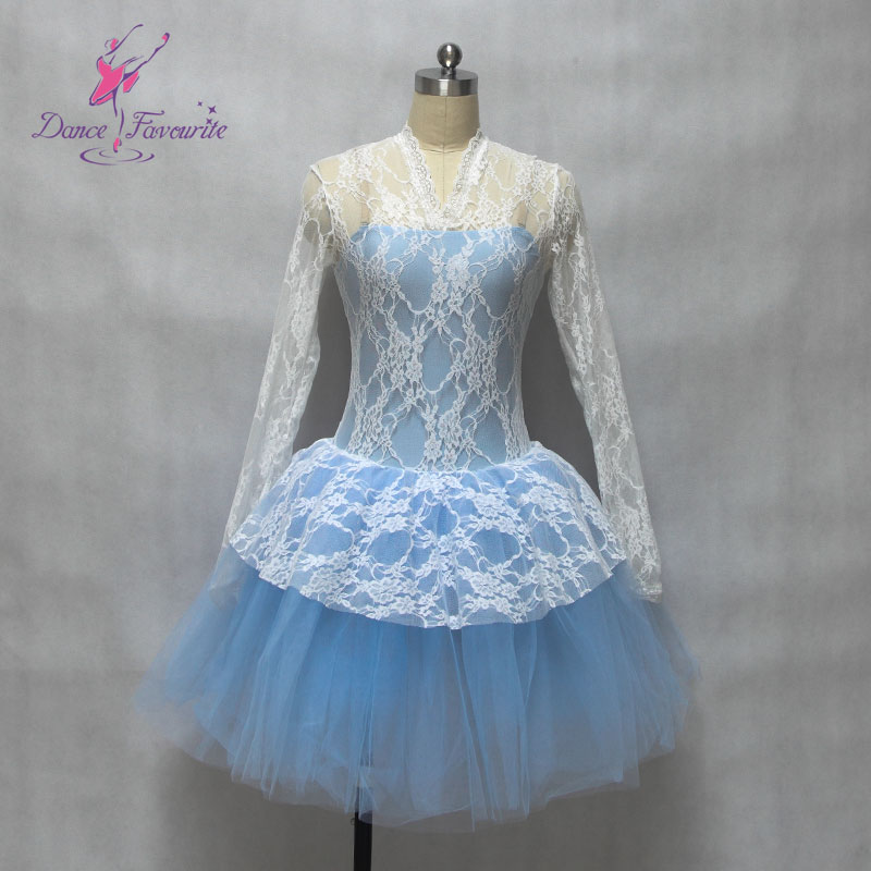 Adult Romantic Top Lace Layer Ballet Tutus women & girl stage performance ballet costume tutu ballerina dance costume
