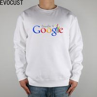Google um Top 100 Kenianischen Doodles zu einem monat lang Ausstellung in Nairobi männer Sweatshirts Dicke Gekämmte Baumwolle