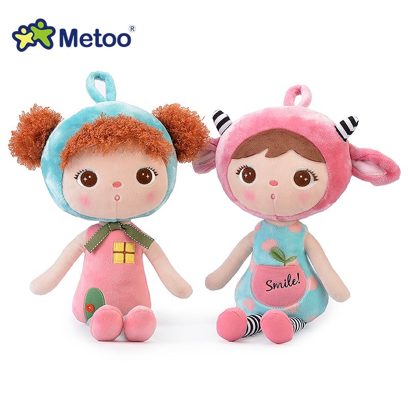 Big Kawaii Original Metoo dolls Lucky plush toy Koala/Panda Plush Kids Toys for children Sleeping Dolls for girls Christmas gift 6pcs plants vs zombies plush toys 30cm plush game toy for children birthday gift