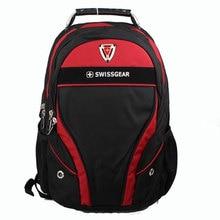 New Brand SWISSGEAR Waterproof 15″ Laptop SWISS Men and Women Backpack Computer Notebook Bag 15″ Laptop Bag 3 Colors