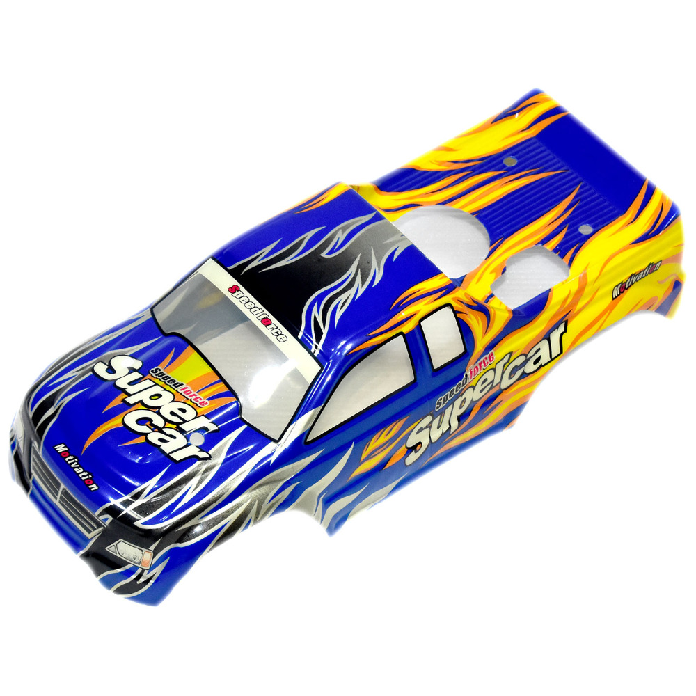 HSP RACING RC CAR SPARE PARTS ACCESSORY 1/8 SCALE BODY SHELL