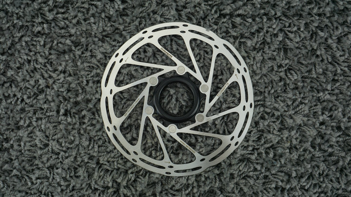 2019 SRAM CenterLine Rounded Disc Rotor Center Lock 160 180 200 Original product