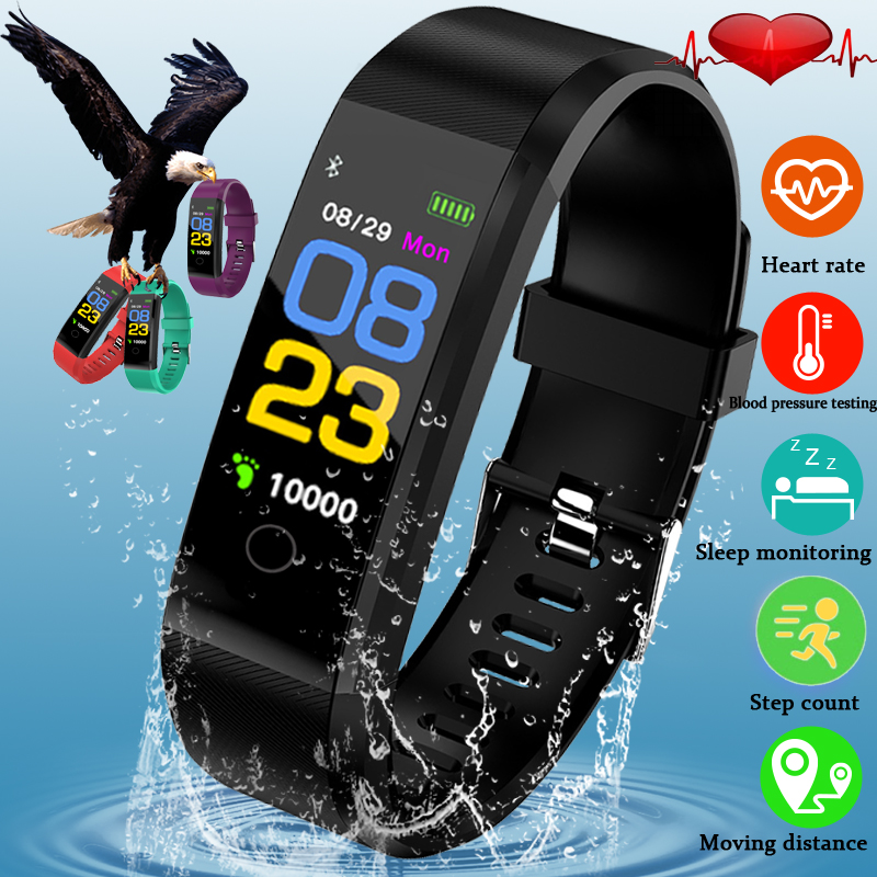 Smart Band Watch Men Heart Rate Blood Pressure Pedometer Sports Wristband Smart Fitness Watch Men Women For IOS Android 2019 NEWSmart Band Watch Men Heart Rate Blood Pressure Pedometer Sports Wristband Smart Fitness Watch Men Women For IOS Android 2019 NEW