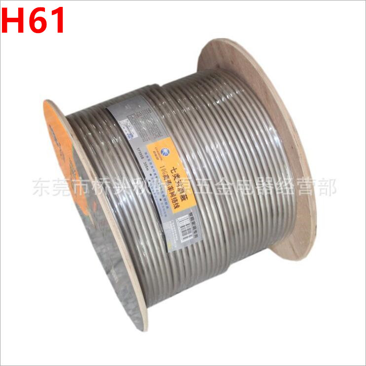 Seven Types of Gigabit Ethernet Cables Category 7 CAT7 Cable