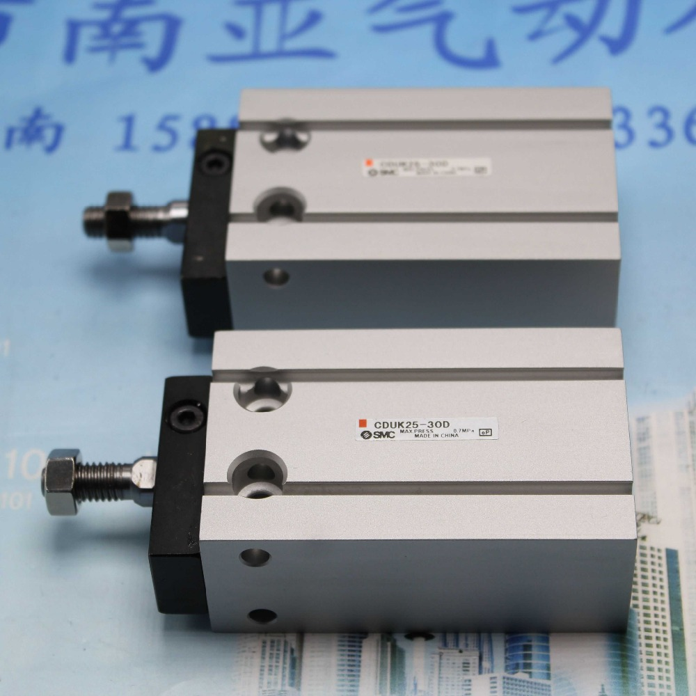 CDUK25-30D smc air pneumatic pneumatic air tools air cylinder Free mount cylinder topperr 1302 sc1