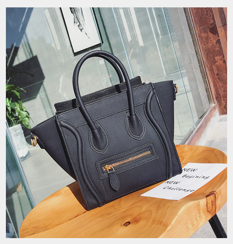 2018 New Fashion Women Crossbody Bag Female Leather Casual Shoulder Bag Brand Designer Handbag High Quality ladies Trapeze Bag guapabien fashion trapeze handbag women pu leather metal lock mini bag solid black gray ol dress shoulder bag for ladies