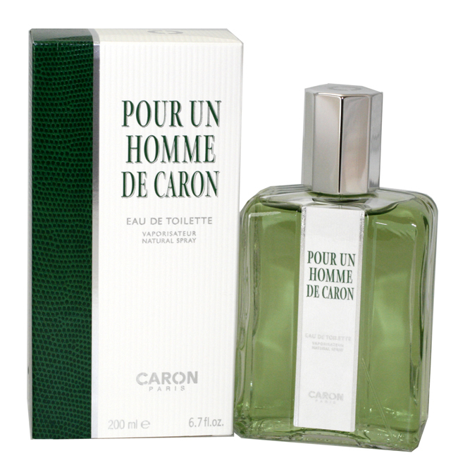 POUR UN HOMME by Caron for Men EAU DE TOILETTE SPRAY 6.7 oz / 200 ml футболка jette by staccato jette by staccato je010egptg87