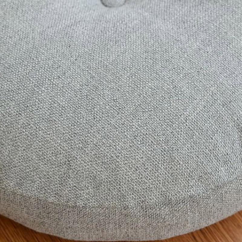 Μαλακή καμβά στρογγυλή καρέκλα - Αρχική υφάσματα - Φωτογραφία 4