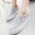 Mulheres Sapatos Flats Spring & Summer Nova Moda Deslizamento Em Sapatos Casuais luz Respirável Plataforma Sapatos Mulheres l213 35
