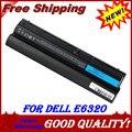 Bateria do portátil para dell latitude e6230 jigu 5x317 7ff1k e6120 E6220 E6320 E6330 E6430S E6320 XFR Série 09K6P 3W2YX 11HYV 0F7W7V