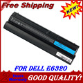 JIGU Laptop battery For dell Latitude E6230 5X317 7FF1K E6120 E6220 E6430S E6320 E6330 E6320 XFR Series 09K6P 3W2YX 11HYV 0F7W7V