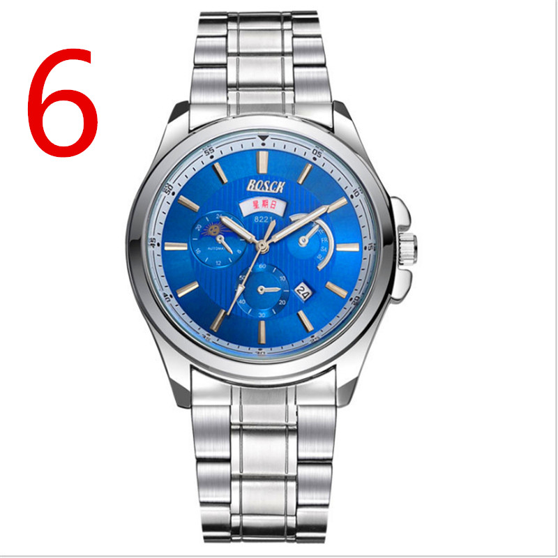 Classic business quartz watch, fashionable and simple style, exquisite workmanshipClassic business quartz watch, fashionable and simple style, exquisite workmanship