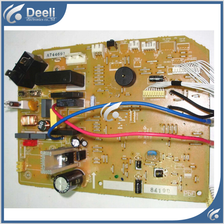 95% new good working for air conditioning A744691 A744675 A745011 pc board control board on sale