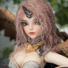 OUENEIFS Sircca Fairyline bjd sd poupée 1/4 poupées modèle reborn filles garçons yeux Haute Qualité jouets maquillage de résine boutique de Livraison yeux