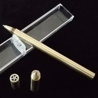 Outdoor Tactical Pen EDC Defense Attack Brass Multi Tools EDC Survival Broken Window Portable Signing Pen