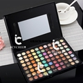 88 Colors Diamond Matte Eyeshadow Eye Shadow Palette Maekup Cosmetic Naked Warm