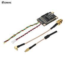 Eachine TX805 5,8G 40CH 25/200/600/800 передатчик mw FPV VTX светодиодный Дисплей Поддержка серверный компьютером с экранным меню для pitmode/Smartaudio