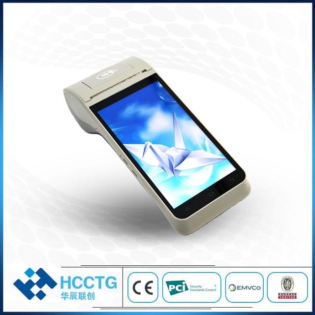 Comprar 4G Inteligente 1D 2D Digitalização Handheld NFC Android POS