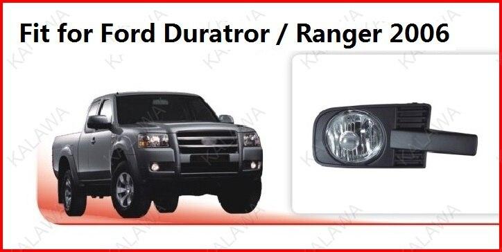 2x Посвящается 55 Вт противотуманные Фары Противотуманные Фары для Ford Duratror/Ranger 2006 с проводом FD252 Freeshipping ТТТ