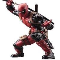 Yeni 20 cm anime Süper Kahraman X-men Deadpool PVC çocuk karikatür hediyeler doll Action Figure Koleksiyon Model Oyuncak T5772