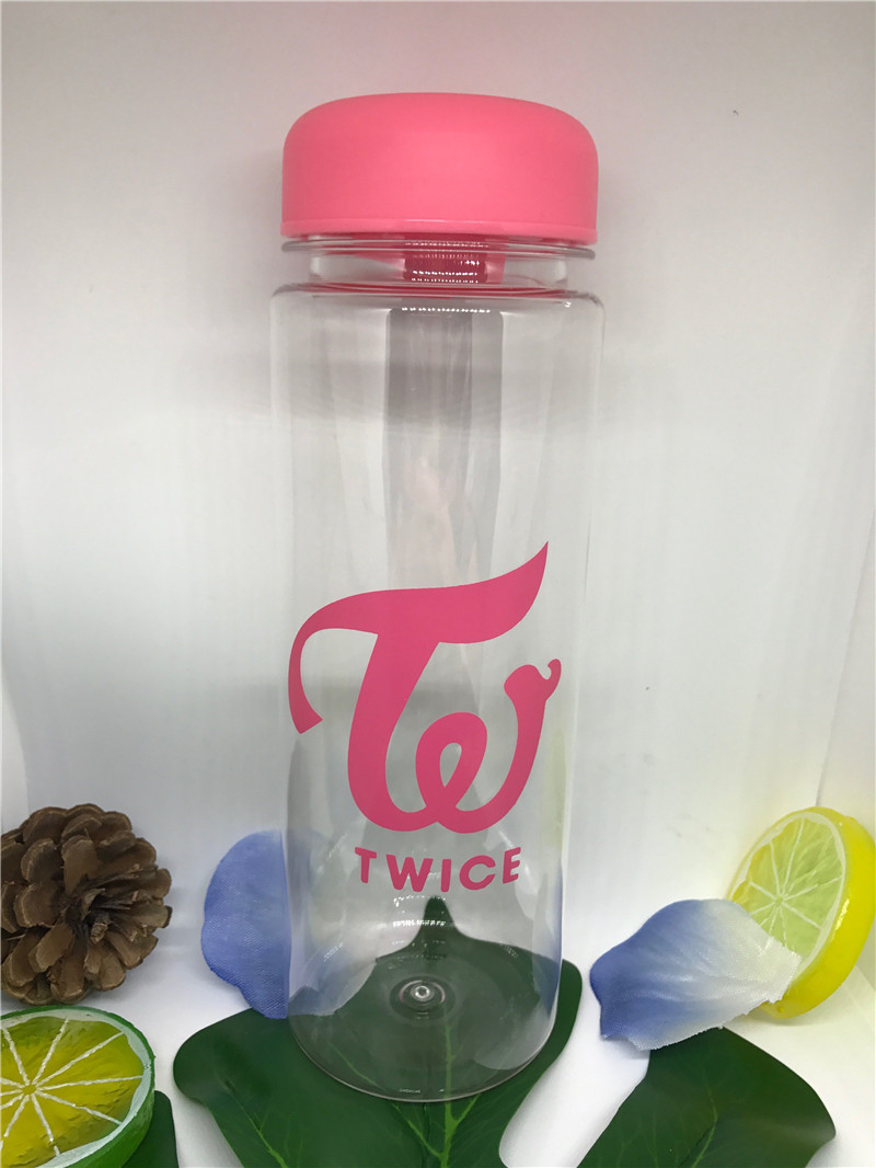 [MYKPOP]Fashion 2018 New TWICE MY BOTTLE Water Bottle Fashion K-POP Fans Collection SA18073005