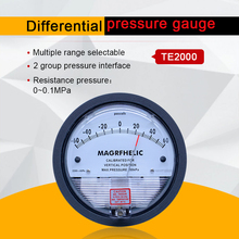 OUTEST Vacuum Manometer Mini Dial Air Vacuum Pressure Gauge Meter Stable Performance Pressure Gage 1/8