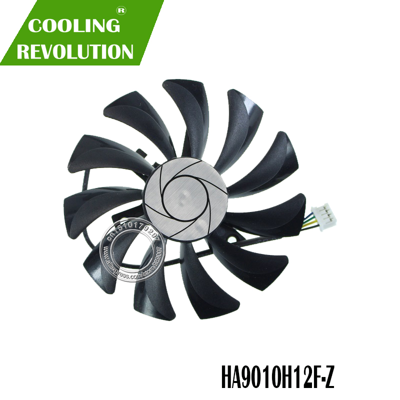 New HA9010H12F-Z Fan For GTX1060 VGA <font><b>Gpu</b></font> Cooling Fan image