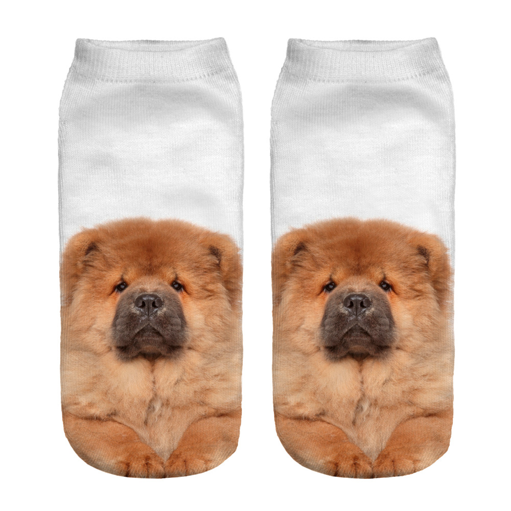 1pair Lovely 3D Dogs Pug Printed sock Men New Unisex Cute Low Cut Ankle Sock  Color - Online Get Cheap Pug Socks For Men -Aliexpress.com Alibaba Group