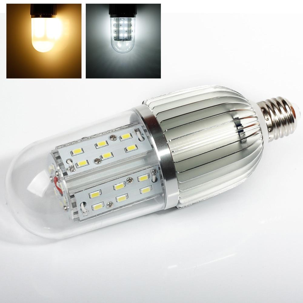 SMD Lampada LED Lamp AC85-265V Corn Light Spot LED Bulb E27 Candle Spotlight Ampoule LED Lamparas Chandelier Bombillas ultra bright e27 led lamp smd 2835 bombillas e14 12w led bulb light 220v spotlight lamparas led high quality energy saving