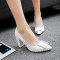 Casuais Sapatos de Salto Alto Mulheres Sapatas de Vestido/Sapatas do partido Sy-2282