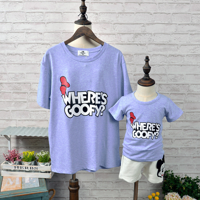 c4f83812 family look family clothing new spring loaded activities dog models matching  mother daughter son t-shirt clothes
