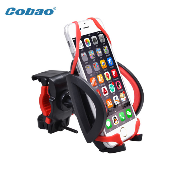 טלפון נייד האוניברסלי הנייד חדש תמיכה מחזיק אופני אופניים אופנוע כידון הר ערש עבור iPhone סמסונג LG Smartphone