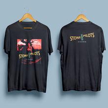 Quality T Shirts Printing T Shirt Short O-Neck Christmas Stp Stone Temple Pilots Core Album Shirt For Men printio stone temple pilots
