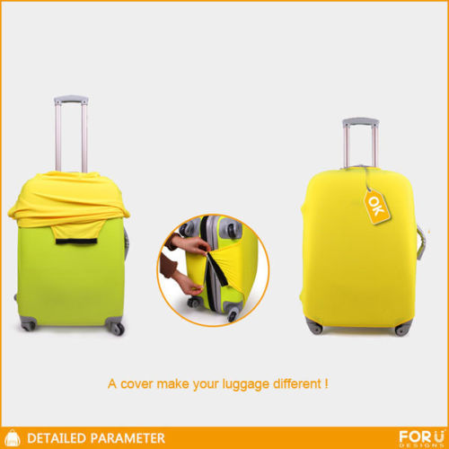 Aliexpress.com : Buy Hot Designer Travel Accessories Thick Luggage ...