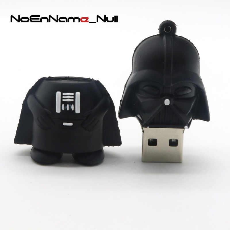 ใหม่ Noenname Star wars usb flash drive 32GB ไดรฟ์ปากกาการ์ตูน 4gb 16GB 32GB pendriver 8gb pendrive U disk memory stick