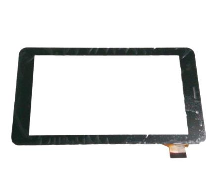 Black/White New Touch Screen Panel Replacement Digitizer Sensor Glass Lens For 7 Turbopad 722 Tablet Free Shipping new capacitive touch screen digitizer cg70332a0 touch panel glass sensor replacement for 7 tablet free shipping